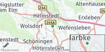 Google Map of Harbke