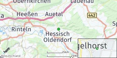 Google Map of Segelhorst