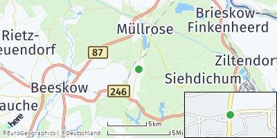 Google Map of Mixdorf