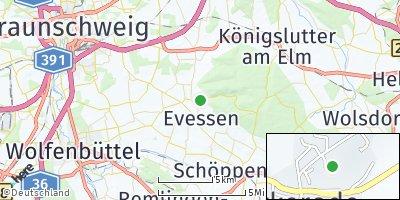 Google Map of Erkerode