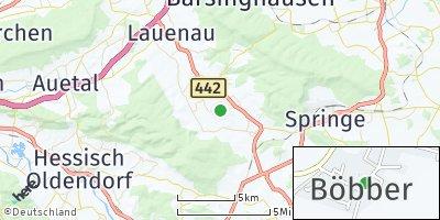 Google Map of Böbber