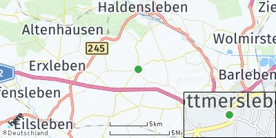 Google Map of Rottmersleben
