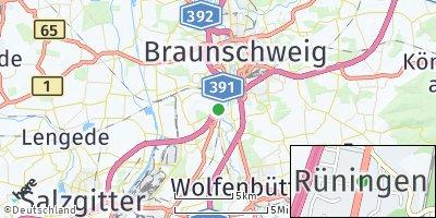 Google Map of Rüningen