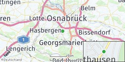 Google Map of Sutthausen
