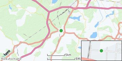 Google Map of Beelitz