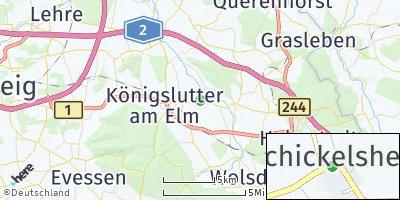 Google Map of Schickelsheim