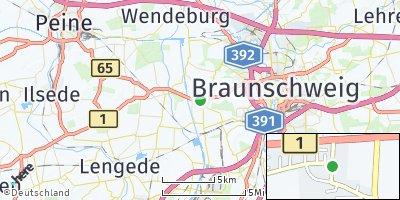 Google Map of Klein Gleidingen