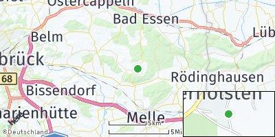 Google Map of Oberholsten