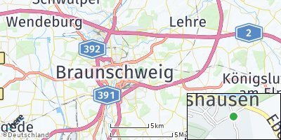 Google Map of Riddagshausen
