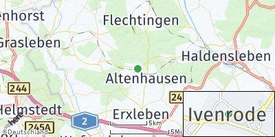 Google Map of Ivenrode