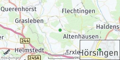 Google Map of Hörsingen