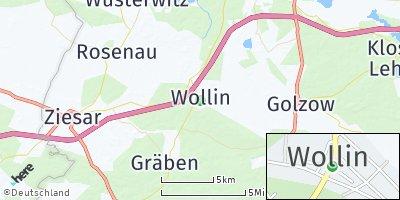 Google Map of Wollin