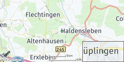 Google Map of Süplingen