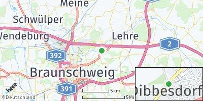 Google Map of Dibbesdorf