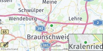 Google Map of Kralenriede