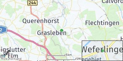 Google Map of Weferlingen