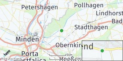 Google Map of Rusbend