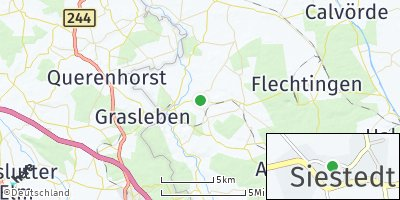 Google Map of Siestedt