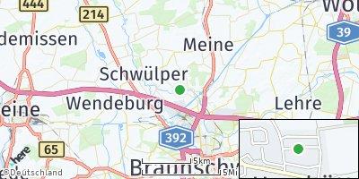 Google Map of Harxbüttel