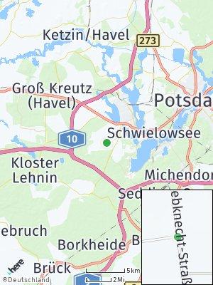 Here Map of Elisabethhöhe