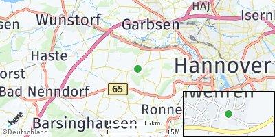 Google Map of Kirchwehren