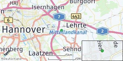 Google Map of Ahlten
