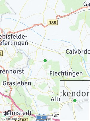 Here Map of Eickendorf