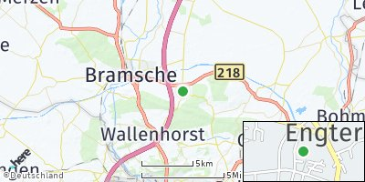 Google Map of Engter