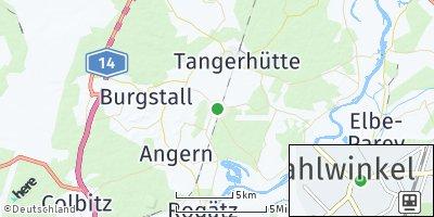 Google Map of Mahlwinkel