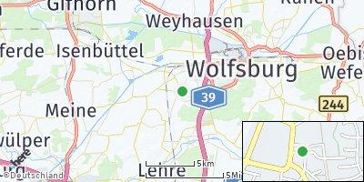 Google Map of Ehmen