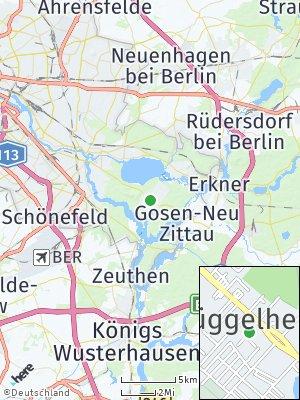 Here Map of Müggelheim