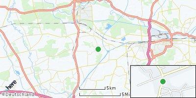 Google Map of Wasbüttel