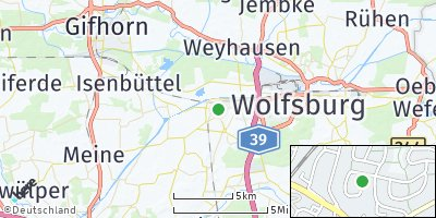 Google Map of Sülfeld