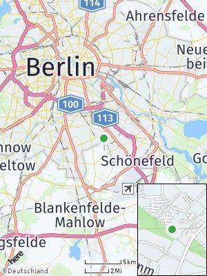 Here Map of Gropiusstadt