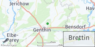 Google Map of Brettin