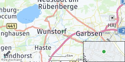 Google Map of Luthe
