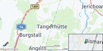 Google Map of Tangerhütte