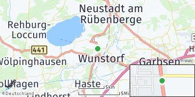Google Map of Klein Heidorn