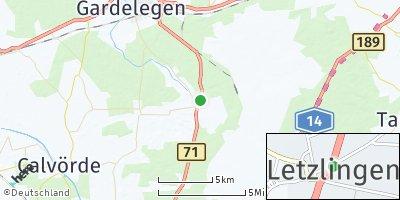 Google Map of Letzlingen