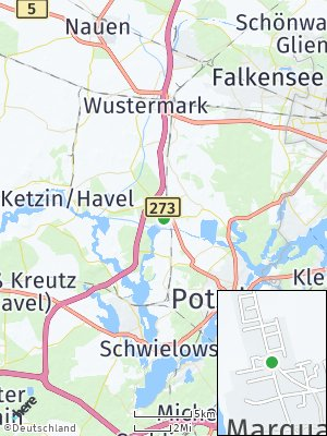 Here Map of Marquardt