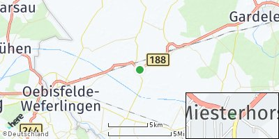 Google Map of Miesterhorst
