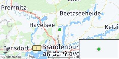 Google Map of Beetzsee