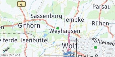 Google Map of Osloß