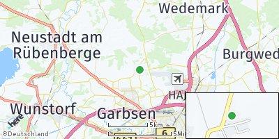 Google Map of Heitlingen