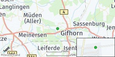 Google Map of Neubokel
