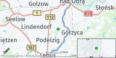 Google Map of Reitwein