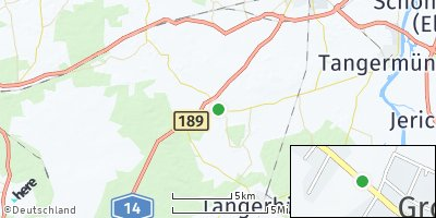Google Map of Lüderitz