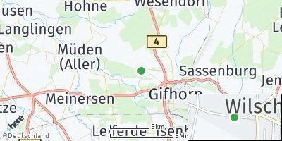 Google Map of Wilsche