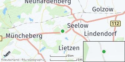 Google Map of Vierlinden