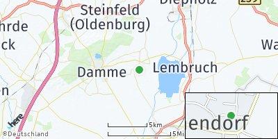 Google Map of Rüschendorf